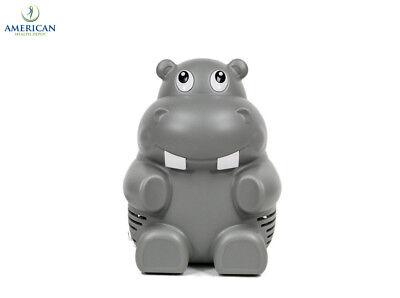 Child Pediatric Nebulizer Aerosol Compressor For Asthma Copd Humphrey The Hippo