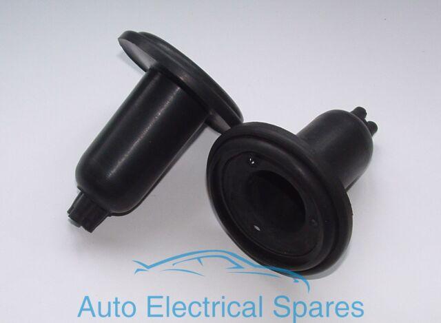 Lucas L488 lamp / light rubber insulation boot x 2 ( 1 PAIR )