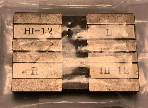 Hi-12 Fusion Splicer holding Tray Set Fiber Optics