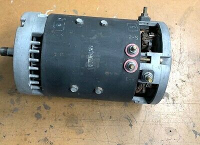 Prestolite-taylor-dunn 36v Electric For Work Cart Motor Model Mvb-4001