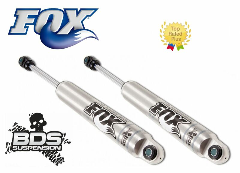"Bds Fox 2.0 Performance Rear Shocks Set Fits 7-8"" Lift Kits For 2007-13 Gmc 1500"