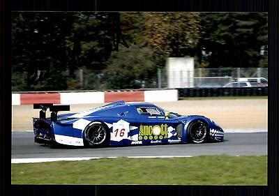 Ben Hucott Foto Original Signiert Motorsport + G 15404