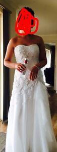 Wedding dress size 12 Warragul Baw Baw Area Preview