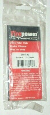 Victor Firepower 1423-4166 Welding Helmet Filter Lens 2 X 4 14 Shade 12