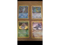 Pokemon Cards - Rocket Edition