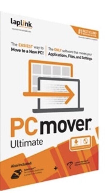 Laplink Software PCmover 10 | LifeTime Activation | Full Version| Fast Delivery