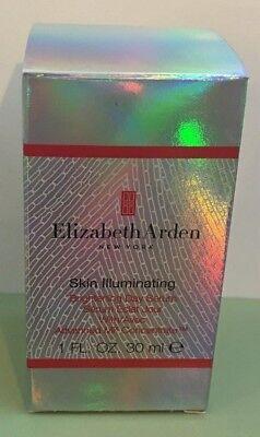 NIB Elizabeth Arden Skin Illuminating Brightening Day Serum 1 oz/30 ml Full