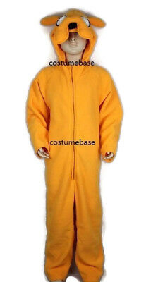 JAKE KIDS COSTUME Children Adventure Time finn dog Halloween Good Quality New (Kids Adventure Time Costumes)