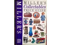 Millers antique price guide books (3)