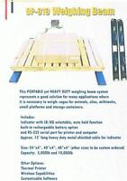 RENTAL Shipping  weigh & count scales