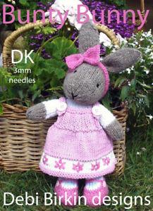 Animal Knitting Patterns Ebay