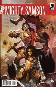 Mighty-Samson-4-Comic-Book-Jim-Shooter-Valiant-Dark-Horse