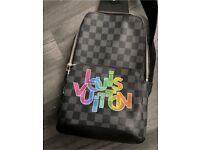 Lv Louis Vuitton off white jordan