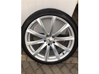 "Alloy Wheels 20"" Zito MDL"