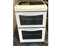 AEG Electrolux ceramic cooker white 60 cm