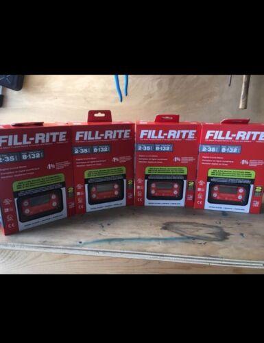 Fill-Rite Flowmeter TT10ABC