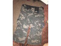 Two Men's Bandit combat trousers