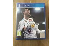 [BRAND NEW AND SEALED] FIFA 18 - PS4
