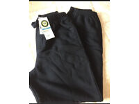 Boys M&S Jogging Bottoms- new