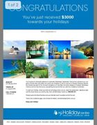 $ 3000 Holiday Voucher Surry Hills Inner Sydney Preview