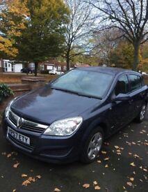 Vauxhall Astra 1.7 Club CDTI Diesel