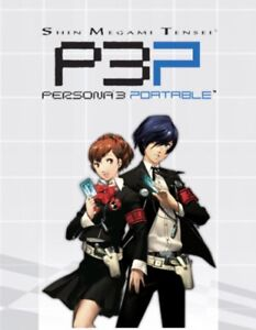 Looking for persona games for the psp