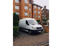 MAN & VAN/REMOVALS - HOUSE CLEARANCE - RUBBISH CLEARANCE