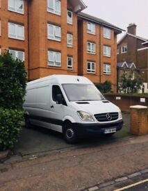 REMOVALS - HOUSE CLEARANCE - MAN & VAN - RUBBISH CLEARANCE