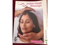 Indian Head Massage book