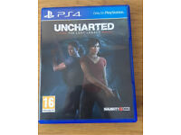 Uncharted 4 & Lost Legacy