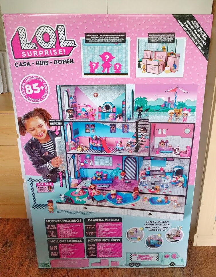 Lol Surprise Doll House Brand New In Stock In Brighton