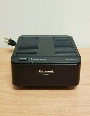 Used, Panasonic Wireless Speaker System SE-FX65A Receiver  for sale  Shipping to India