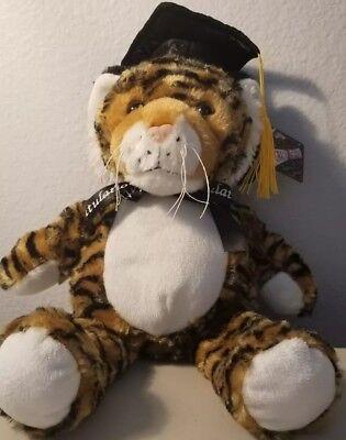 Tiger Graduation Stuff Animal, Fiesta