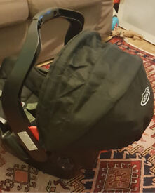 Car seat and buggy