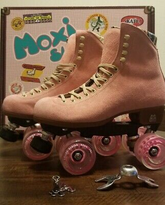 New Moxi Lolly Strawberry Size 7 Pink Skate