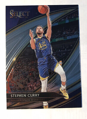 Stephen Curry 2019-20 Select Courtside SP!