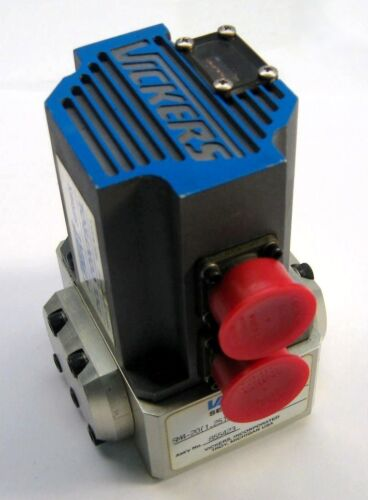 New Vickers Sm4-20(1.25)4.7-dcla-20-s1 Servo Valve Nos