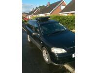 2005 Vauxhall astra van