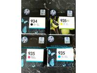 HP 935 Ink cartridges