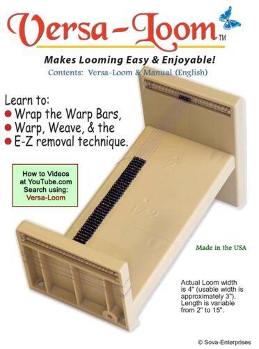 Beading Loom Versa-Loom by Sova Enterprise