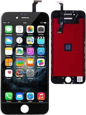 OEM Original Black Digitizer LCD Screen Assembly for iPhone 6 Replacement TEXAS