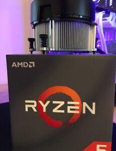 Ryzen 5 1600 with Wraith Spire Cooler