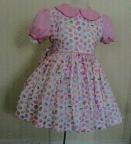 Adult Baby Sissy Summer Cup Cake Dress