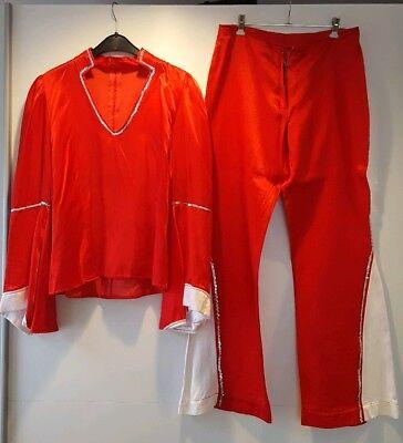 Karneval Saturday Night Fever, 70er Jahre Kostüm Damen, - Saturday Night Fever Kostüme