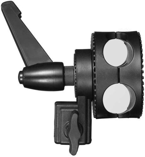 Grip Swivel Head Holder Bracket for Photo Studio Boom Reflector Arm Support Kit
