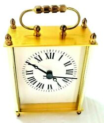 Small Decorative Table Or Shelf Clock
