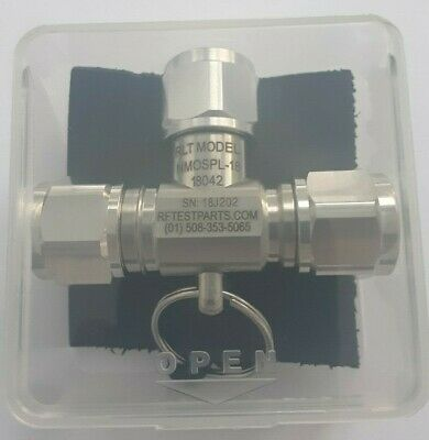 New N Male Open Short 42db Load Osl Cal Calibration Kit Cross To Osln50