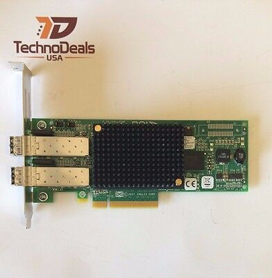 HP AJ763B 697890-001 AJ763-63003 82E 8GB PCI-E Dual Port Adapter