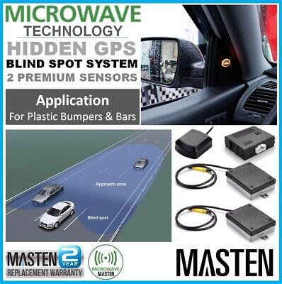 Universal Warning Car Blind Spot Radar Detection Rear Sensor Safety Monitor BSA
