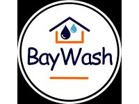 BayWash - Window Cleaning | Conservatory Cleaning | Driveway Cleaning | Decking/Patio Cleaning
